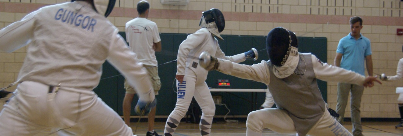 Teaching the Art of Fencing