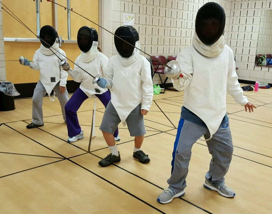 Introduction to Fencing | Apex Fencing Academy